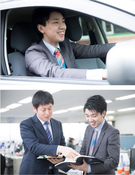 セールスエンジニア 羽田 の1日の仕事